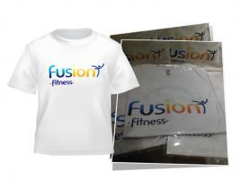 T-shirts Brancas Personalizadas 100% Algodão