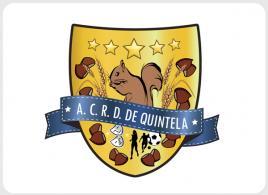 Design da marca logótipo A.C.R.D. DE QUINTELA