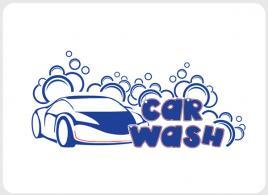 Design da marca logótipo CAR WASH
