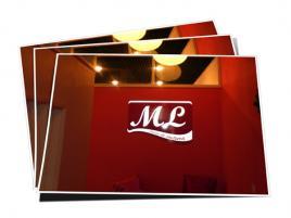 Design e Produção de Placa em PVC com vinil Refletor